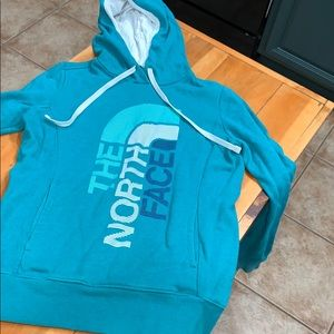 Women's North Face size small hoodie